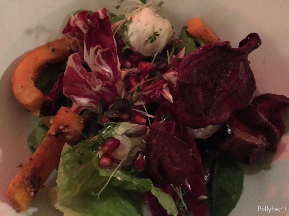 destiny salad@Zum roten Bären