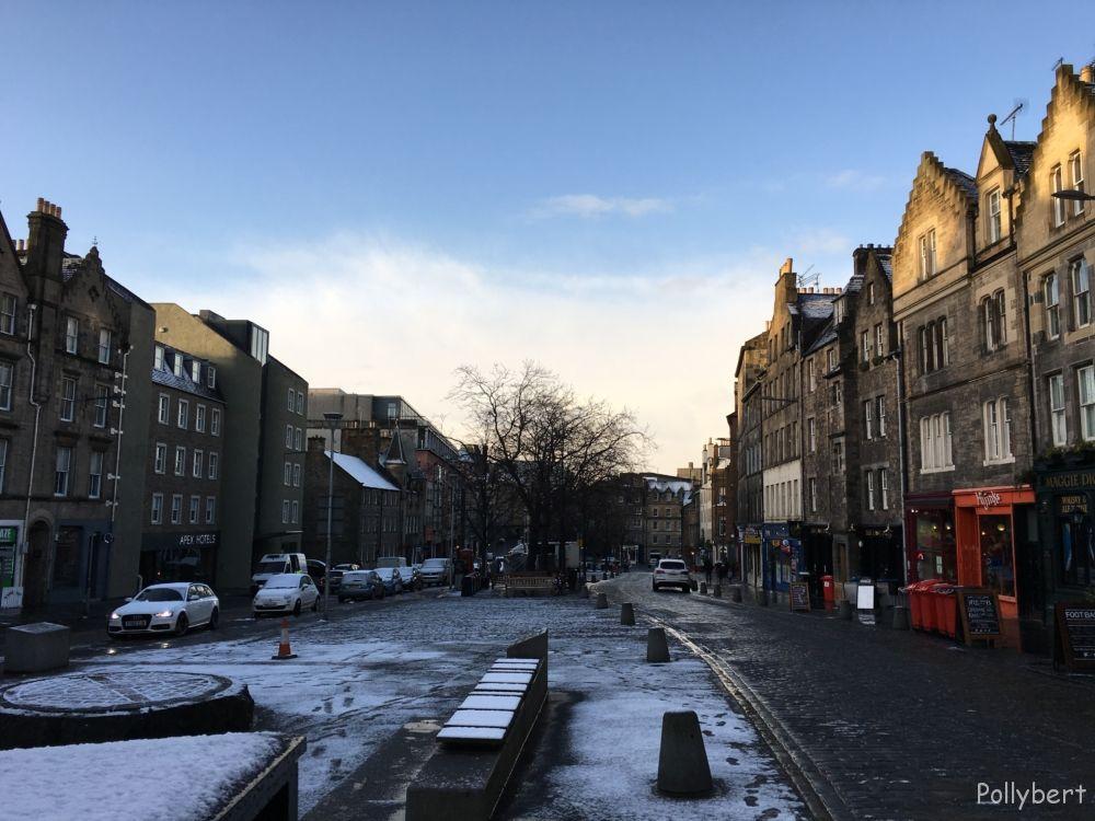 Grassmarket @Edinburgh, Scotland