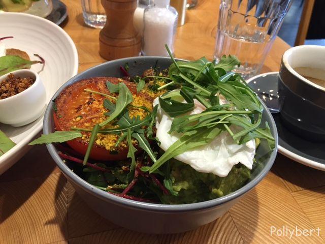 breakfast bowl @Erich, Vienna