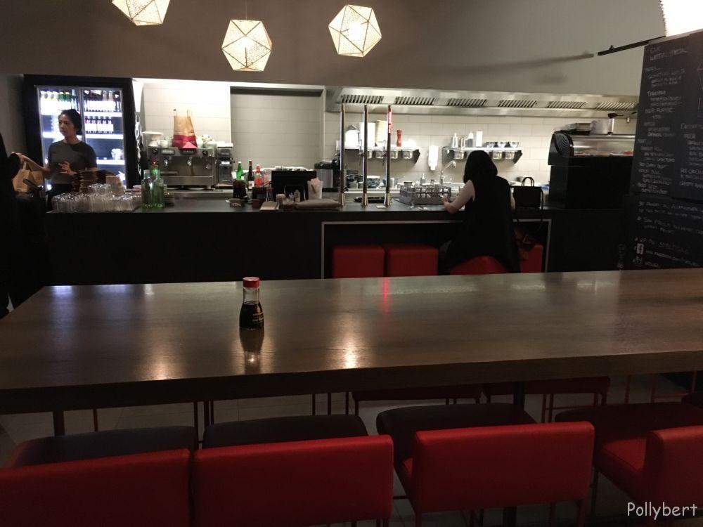 open kitchen concept @IKO Kitchen & Bar