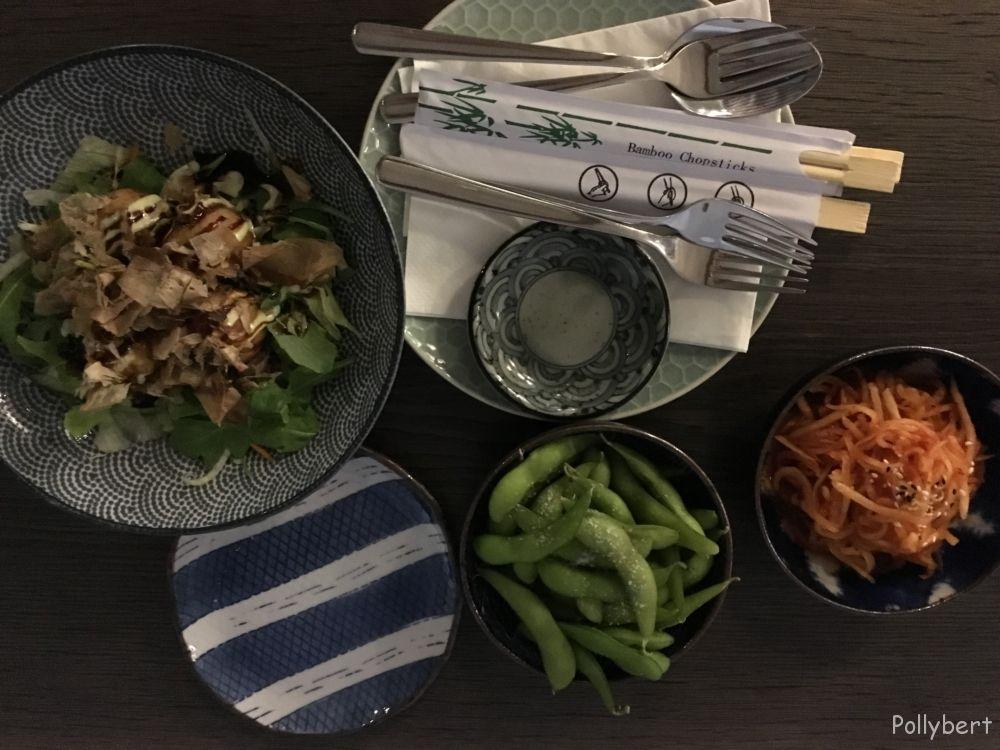 starters @IKO Kitchen & Bar