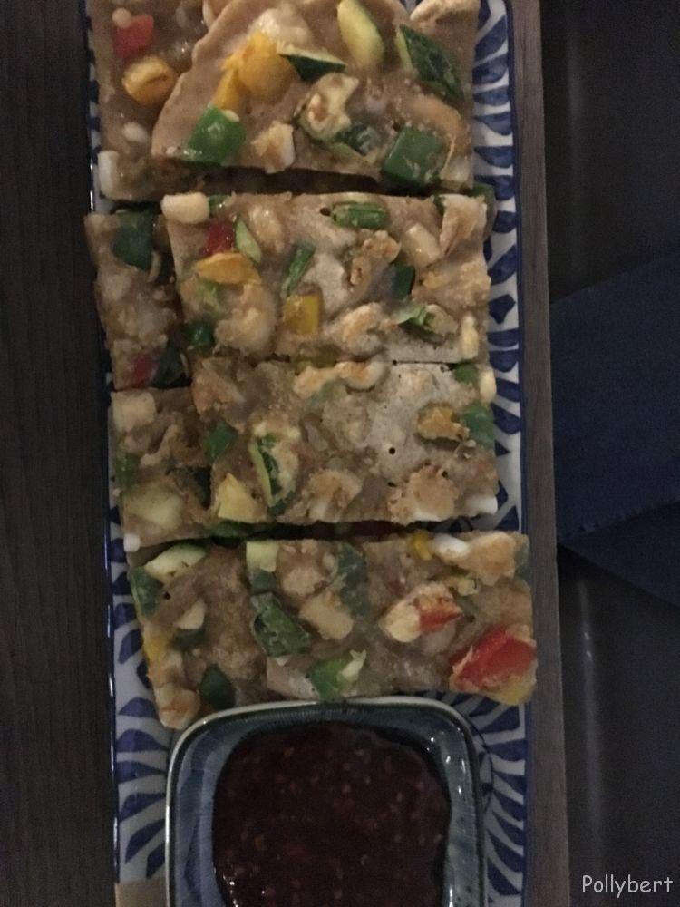 seafood pancake @IKO Kitchen & Bar