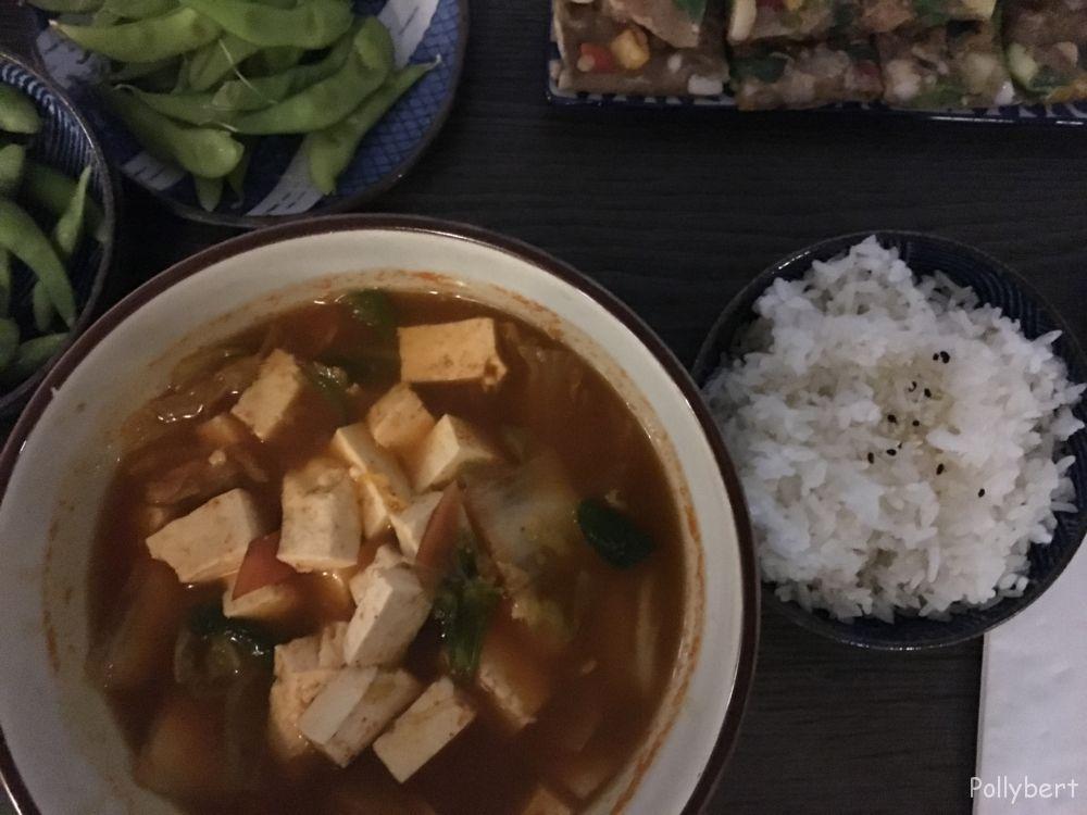 Kimchi @IKO Kitchen & Bar