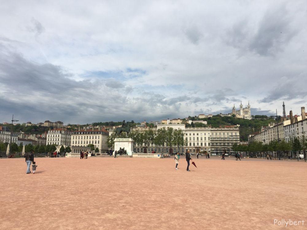 Place Bellecour @Lyon