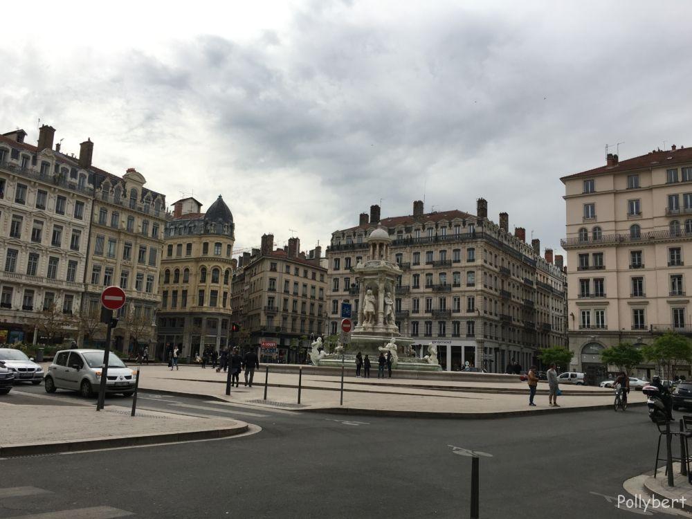 Place des Jacobins @Lyon