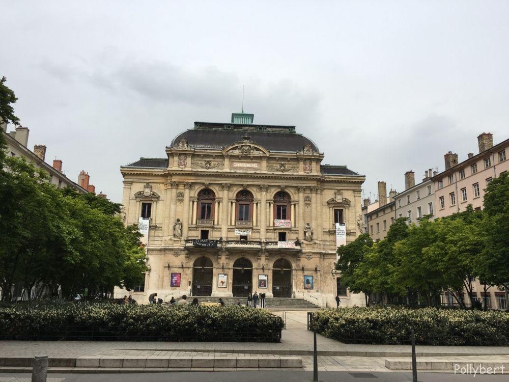 national theatre @Lyon