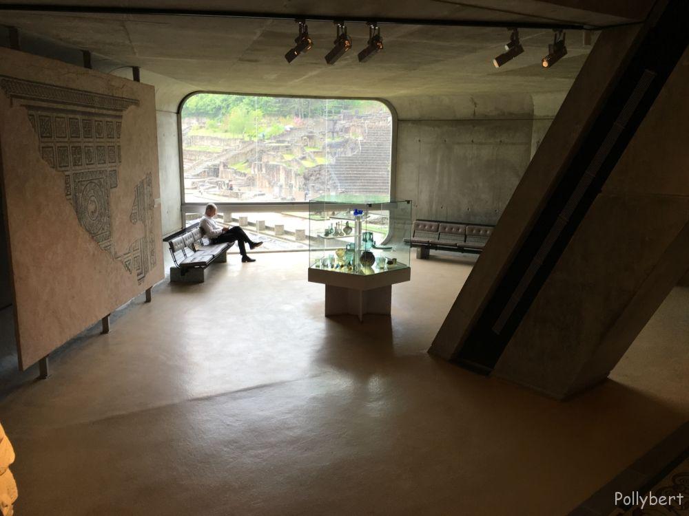 Gallo-Roman museum @Lyon