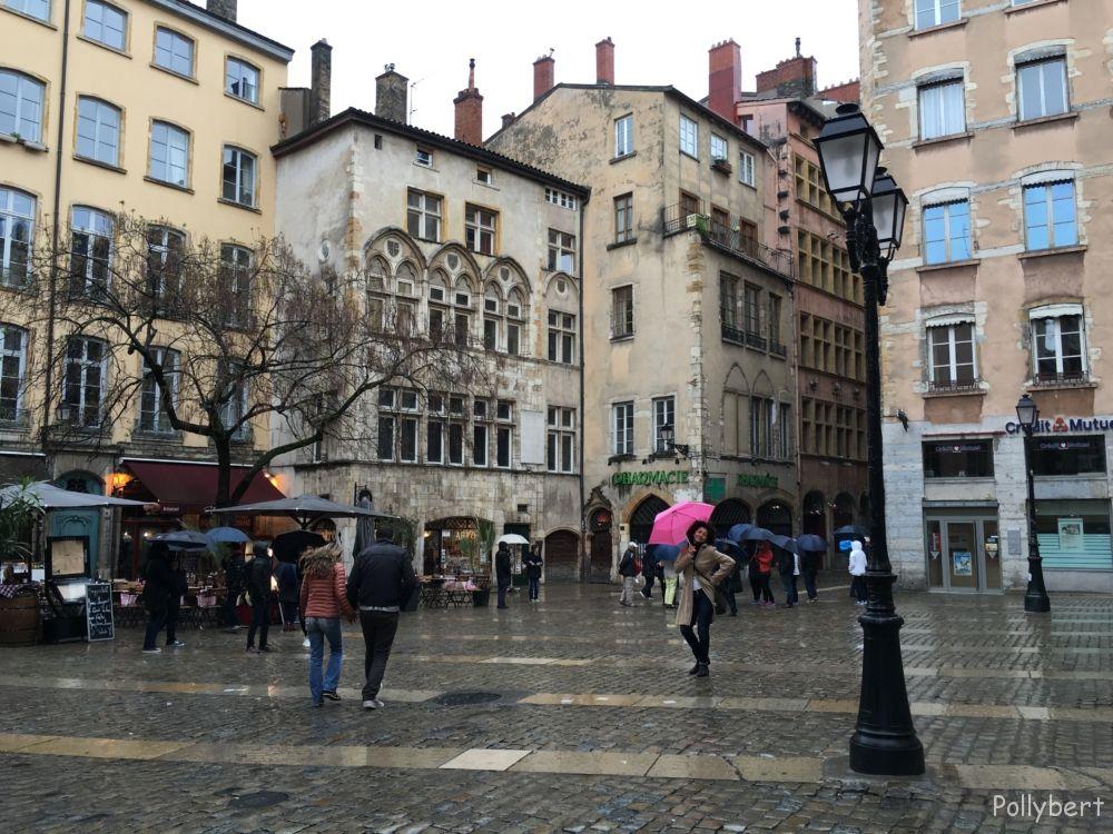 Place du Change @Lyon
