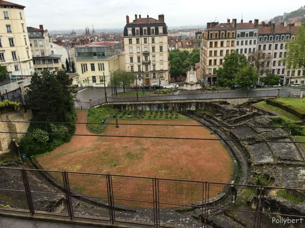 amphitheater @Lyon