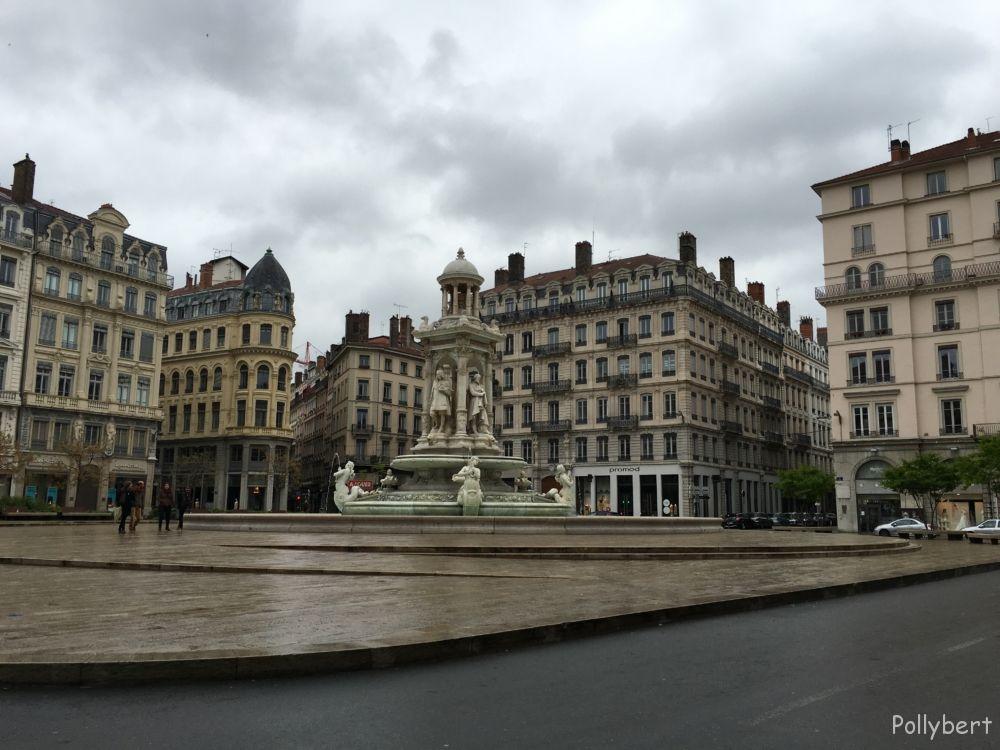 Place des Jacobines @Lyon