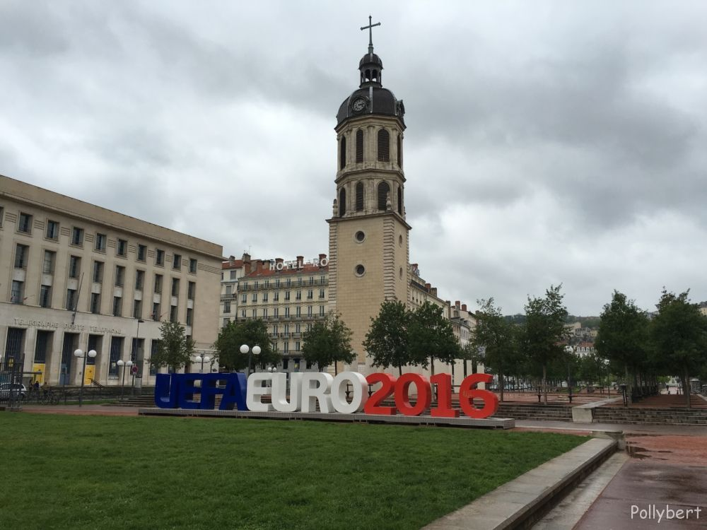 ready for Euro 2016 @Lyon