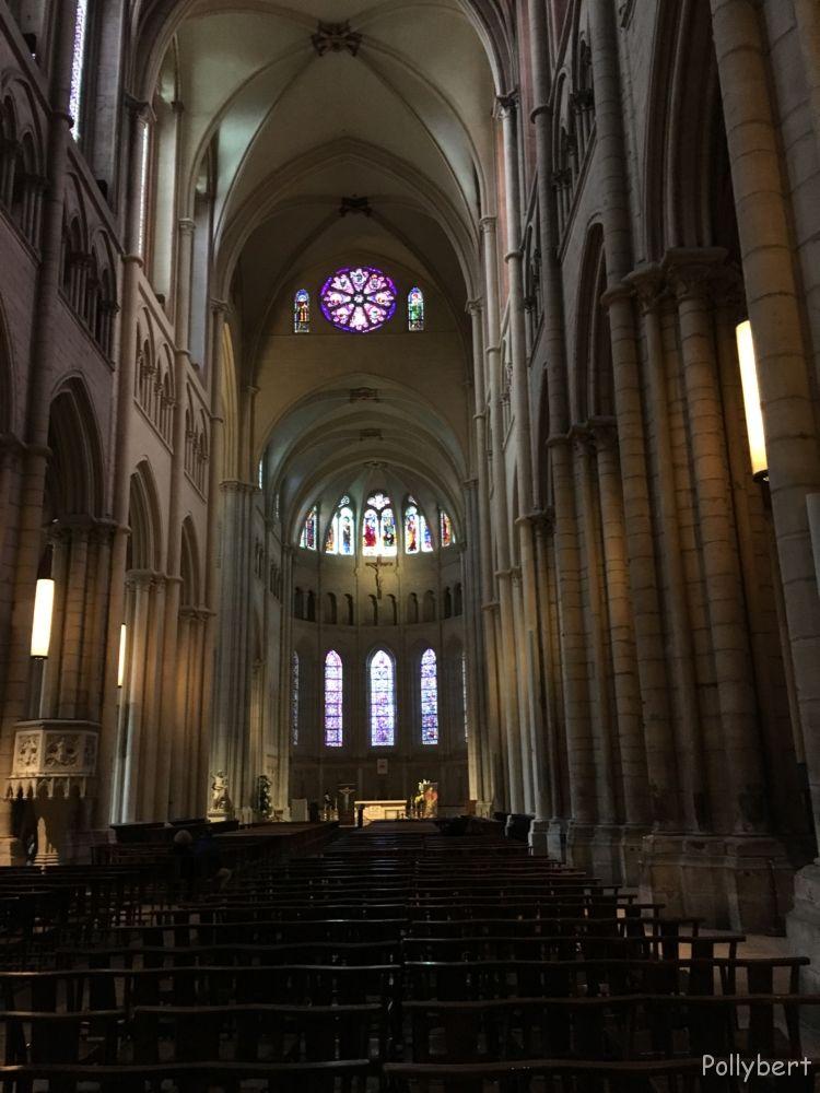 Cathedral St. Jean Baptiste @Lyon