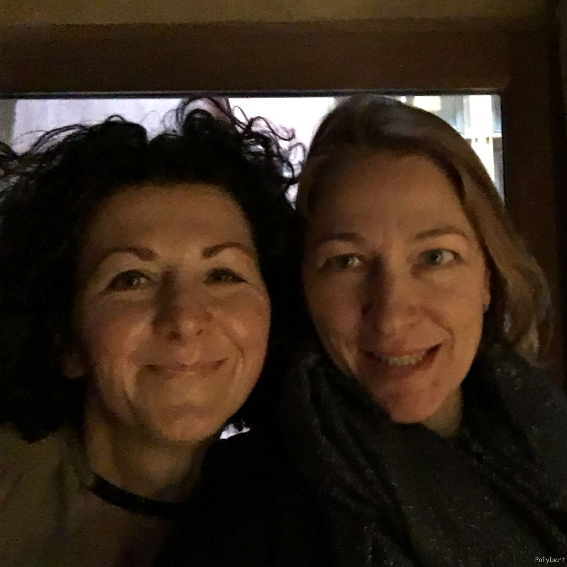 Pollybert and friend @Lyon