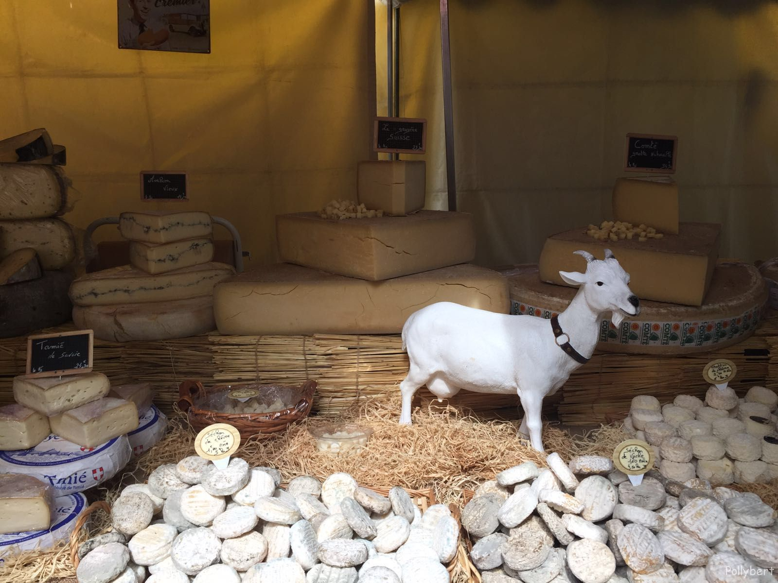 Saone market @Lyon