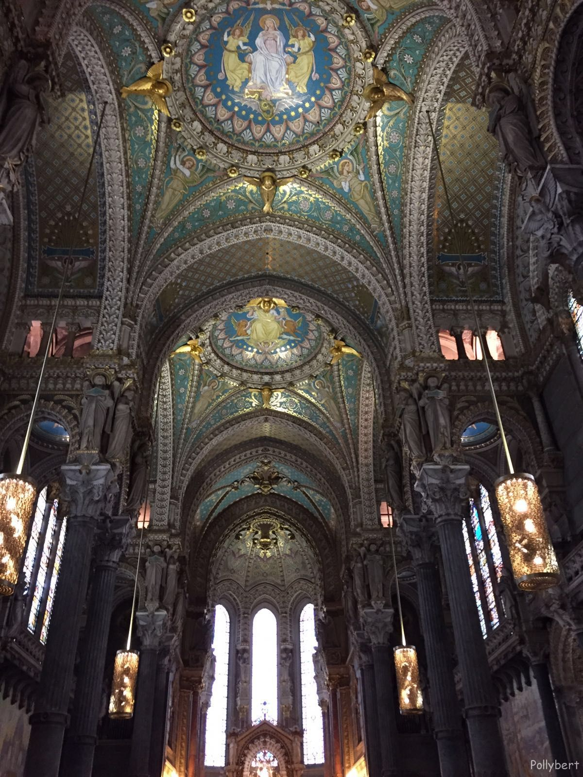 Basilica Notre Dame @Lyon