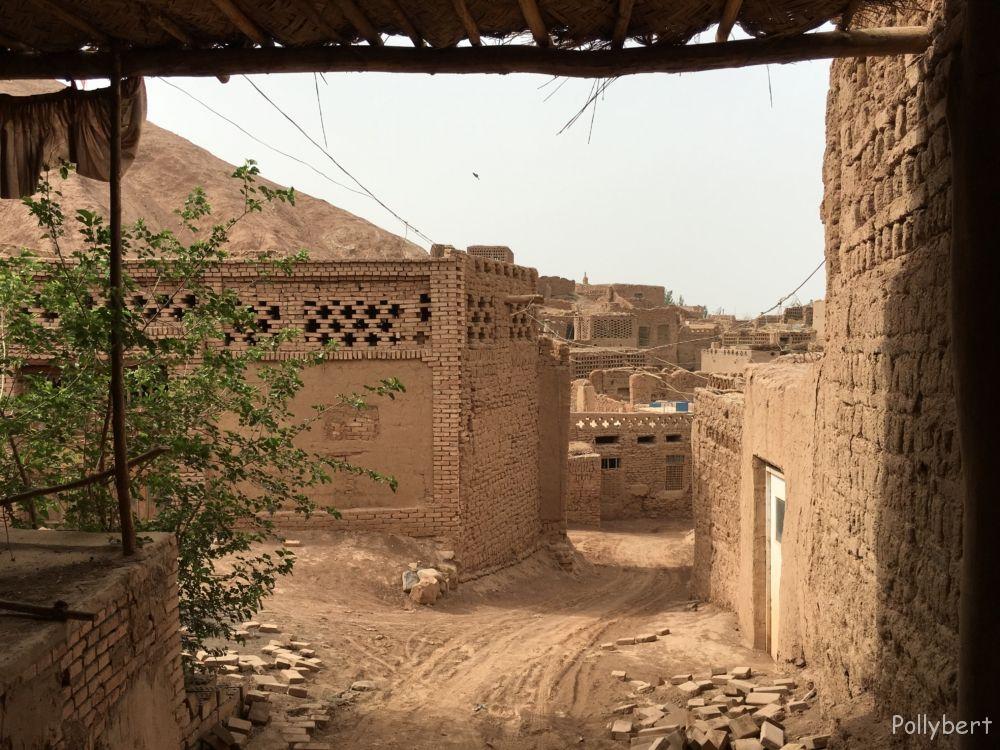 Tuyuk village