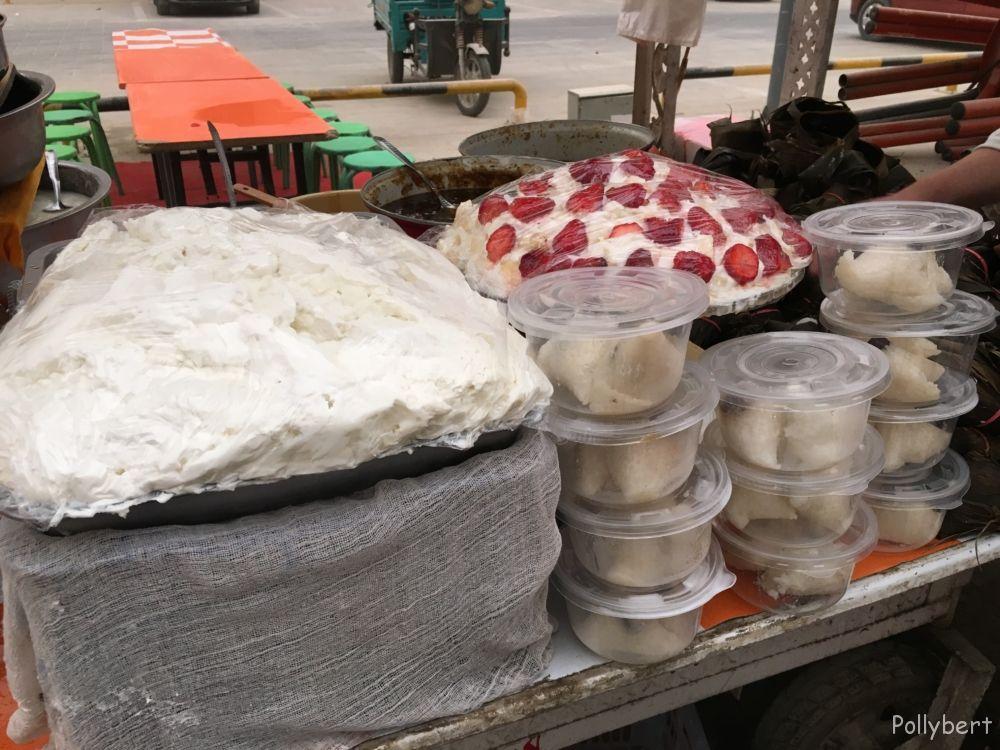 night market @Hotan