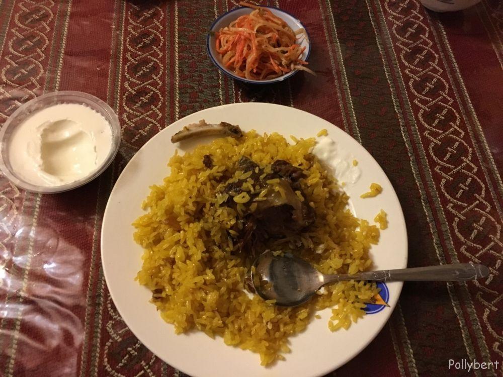 dinner @Hotan