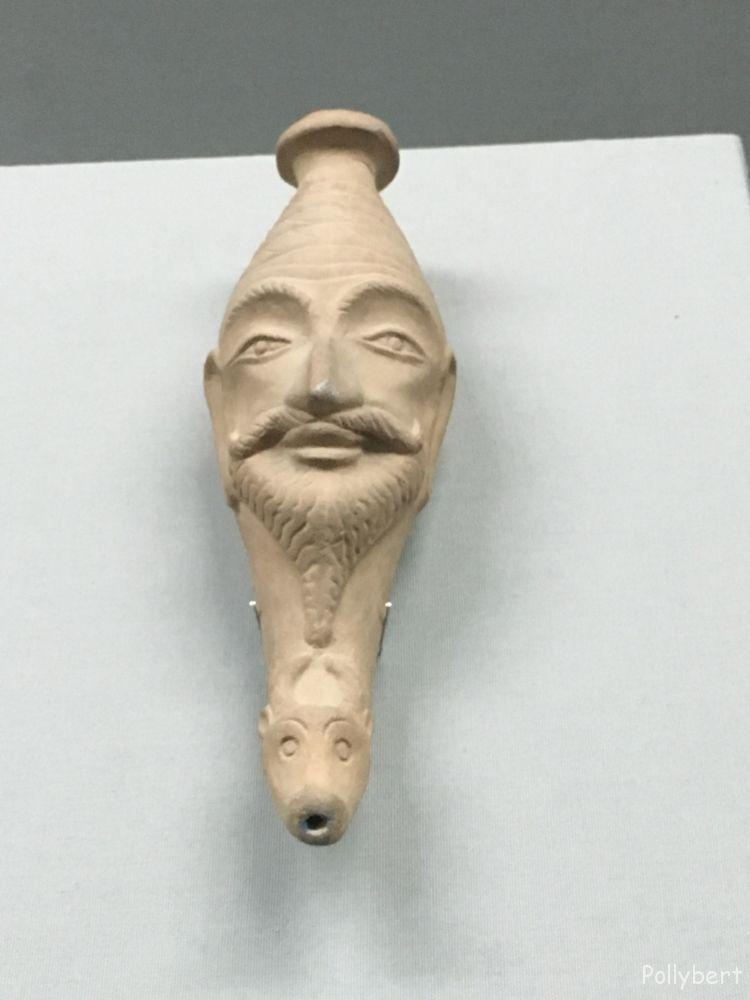 interesting object @Hotan Museum