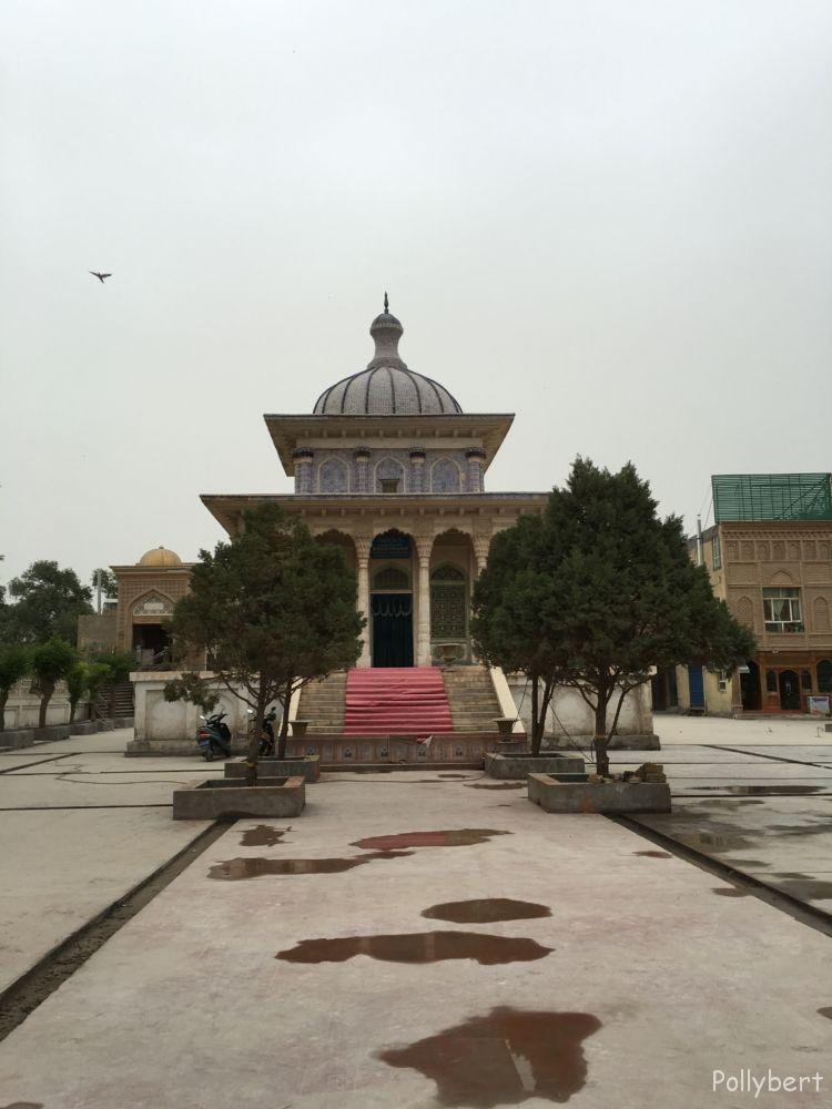 Amannisa Khan tomb @Yarkant