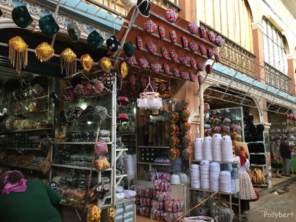 daily market @Kashgar