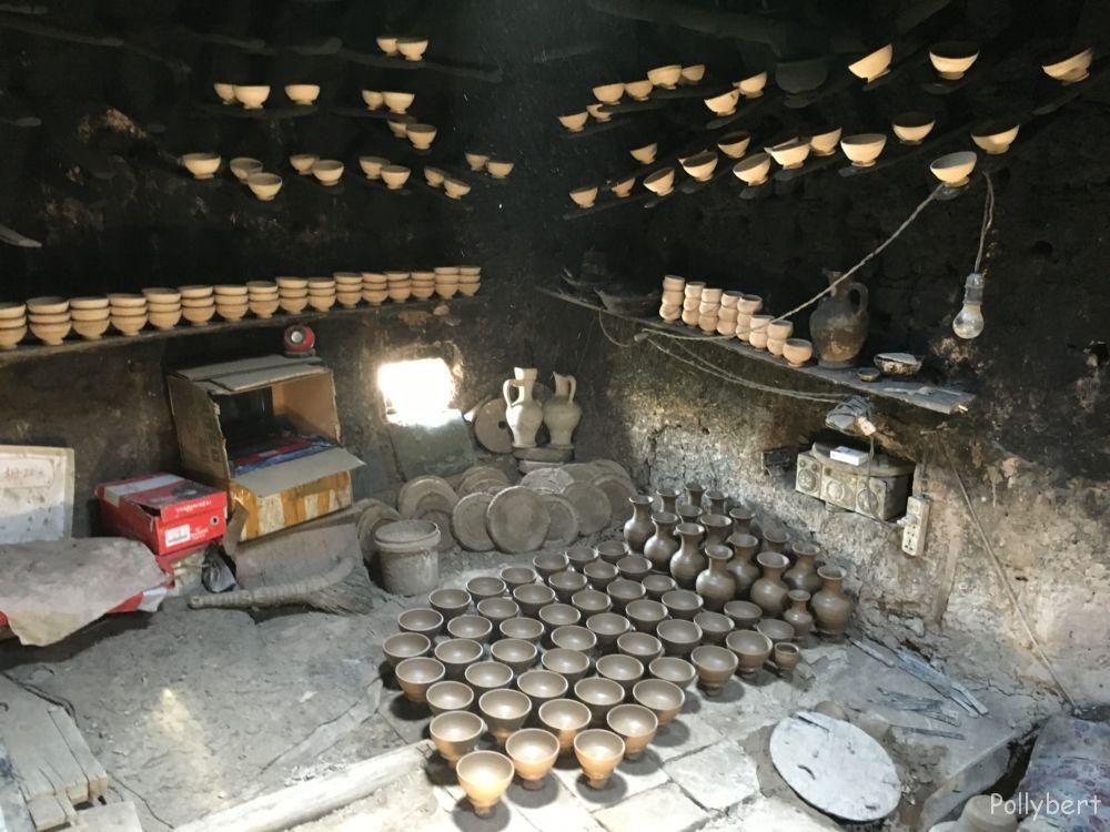 pottery @Kashgar
