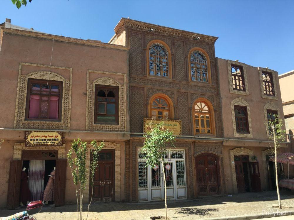 old town @Kashgar
