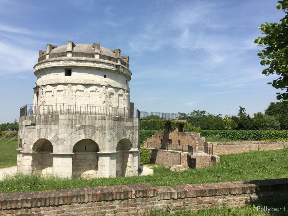 Mausoleum of Theoderic @Ravenna