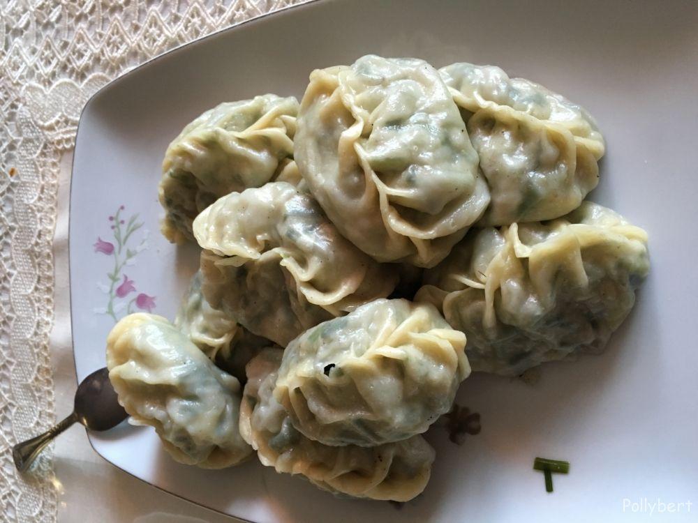 Kyrgyz food @Karakol