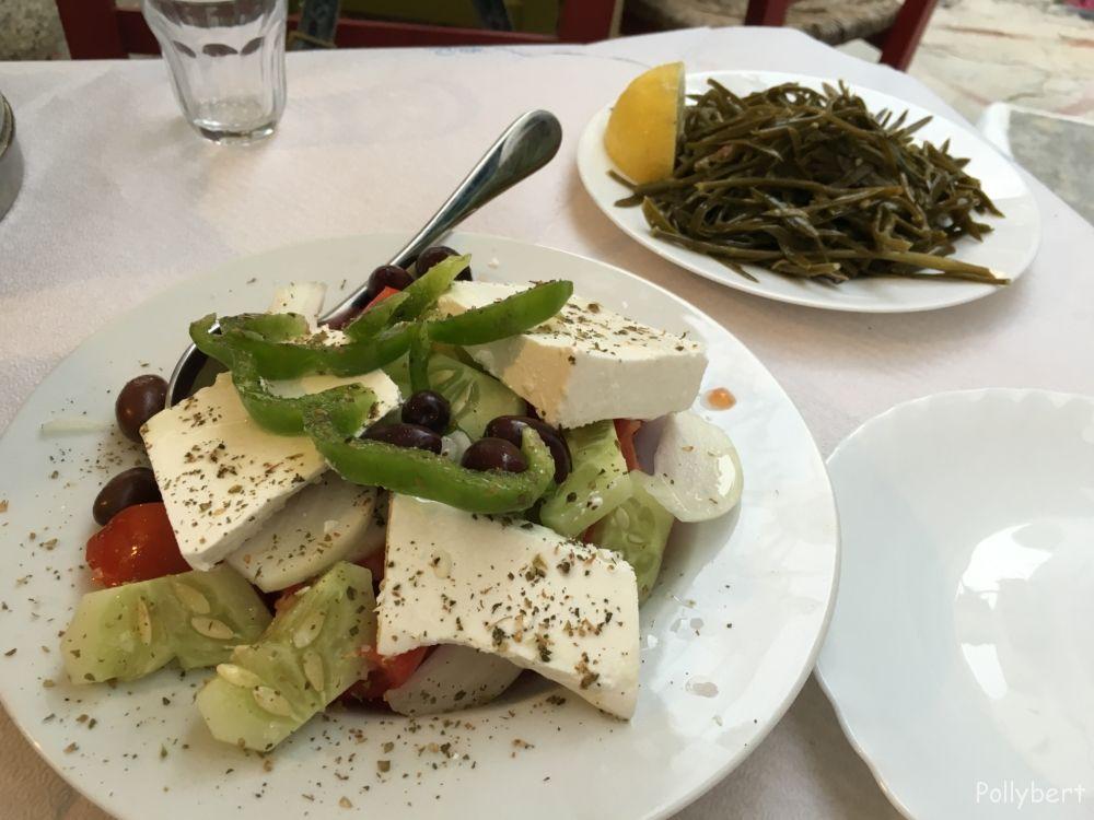 dinner in Gaios @Paxos