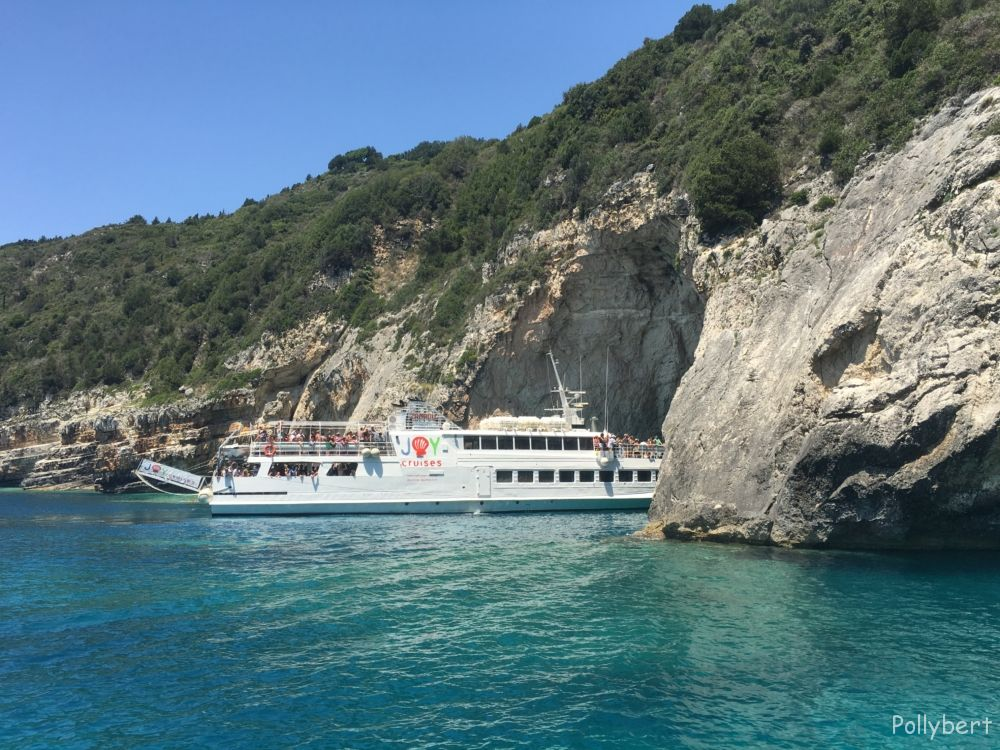 Blue Caves @Paxos