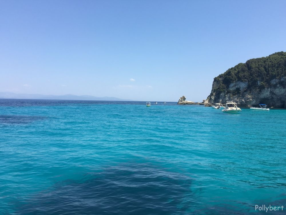 Cruising around Antipaxos