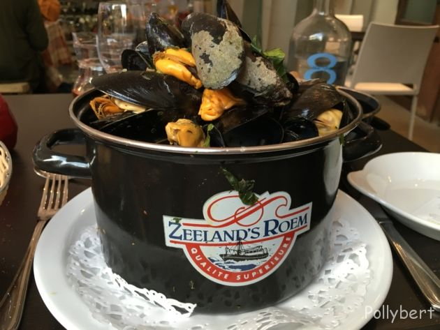 mussels in Ghent