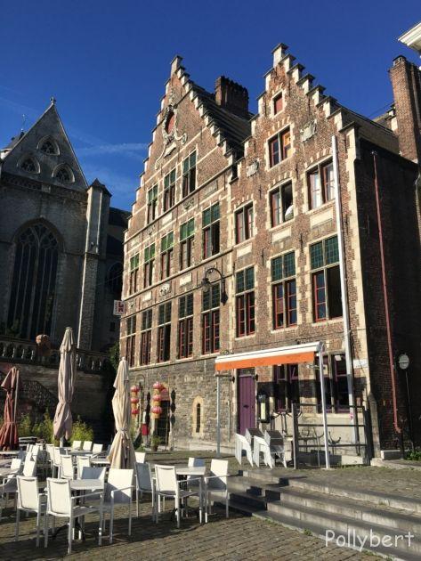 Uppelink Hostel @Ghent