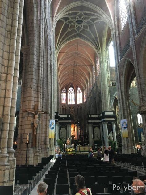 Saint Bravo Cathedral @Ghent