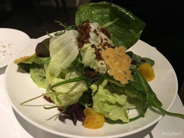 Lingenhel salad @Lingenhel