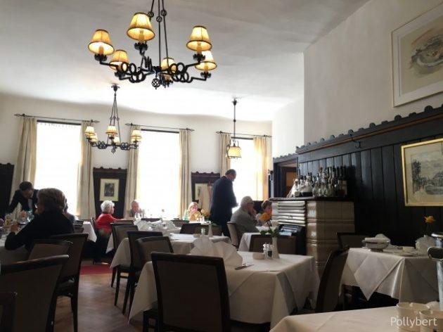 dining room @Eckel