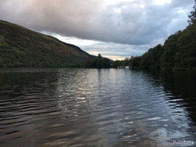 Loch Oich @Glengarry Castle Hotel