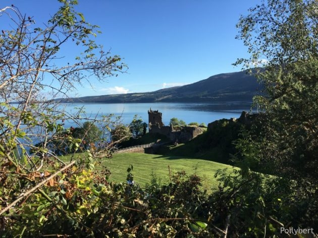 Urquhart Castle @Loch Ness