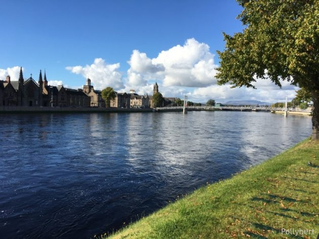 River Ness @Inverness