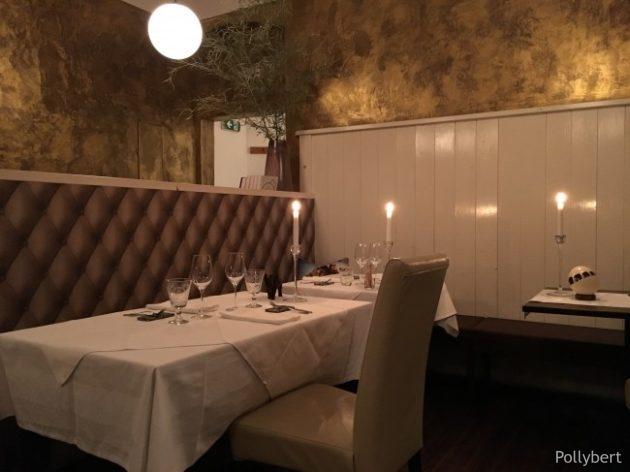 dining room @Gasthaus Freyenstein