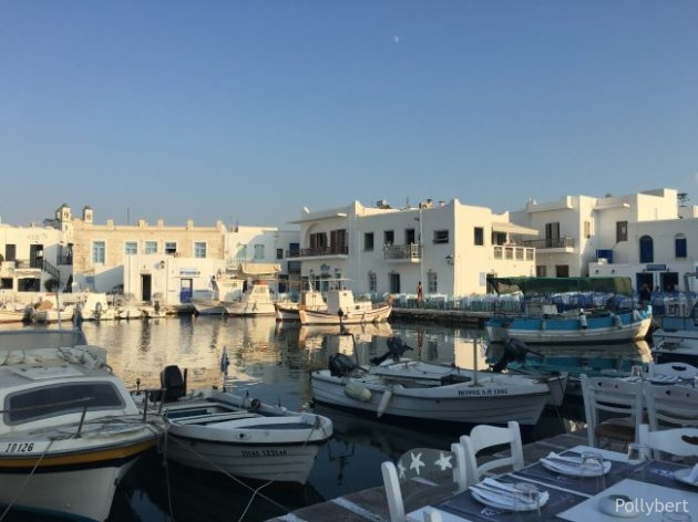 port inlet @Naoussa
