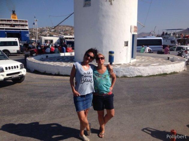 ready to go to Mykonos?@Paros